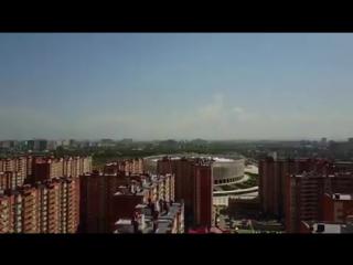 Аэросъёмка «Панорама», автор @lennikitina.