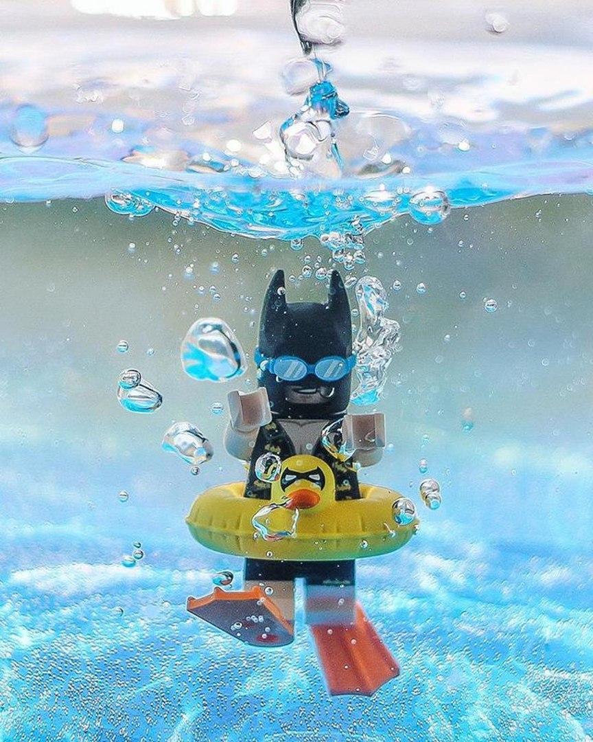 Бэтмен в Сочи