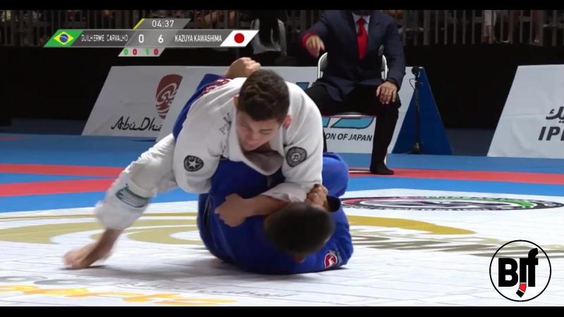 Guilherme Carvalho vs Kazuya Kawashima TokyoGS
