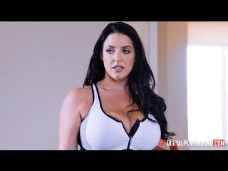 Angela White (In A Pinch)2017, Deepthroat, Blowjob, Big Tits, MILF, HD 1080p