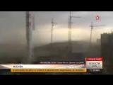 Ураган в Москве ад машины сдувает валит деревья 29.05.2017 р