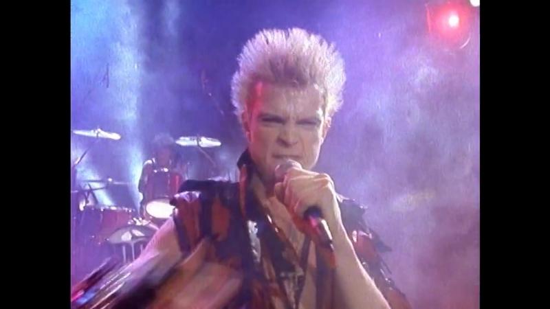 BILLY IDOL-Rebel Yell-1983