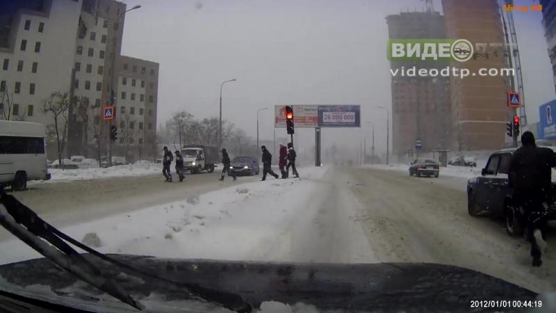 г.Одесса. 11.01.2017 Возле ФОЗЗИ.   ДТП авария