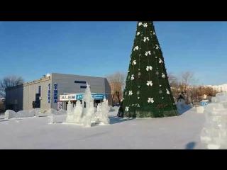 Ледяной Городок Кокчетава