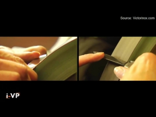 How it's made - Victorinox Swiss Army Knives