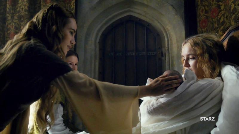 Сник-пик 1x03 «Белая принцесса» (ENG)