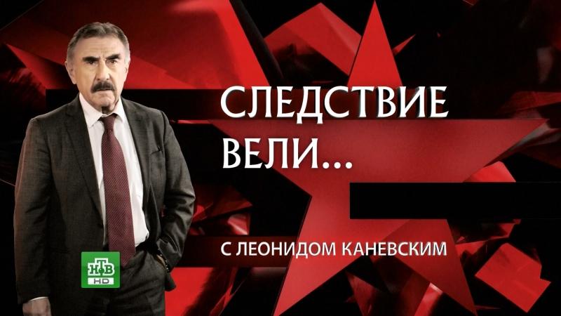 Следствие вели с Леонидом Каневским Праздничный убийца (2017) FullHD