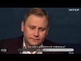 Гончаренко вспылил и сожалеет о своем поступке – депутат