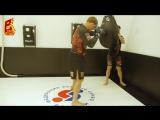 Наработка техники и силы ударов руками от Алексея Кудина