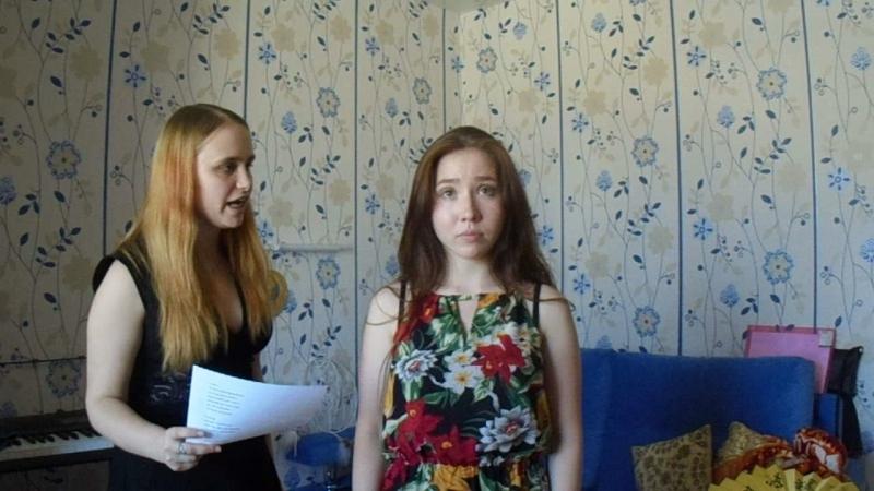 Тени Мюзикл Элизабет кавер исполняют Маня Д и Ульяна К