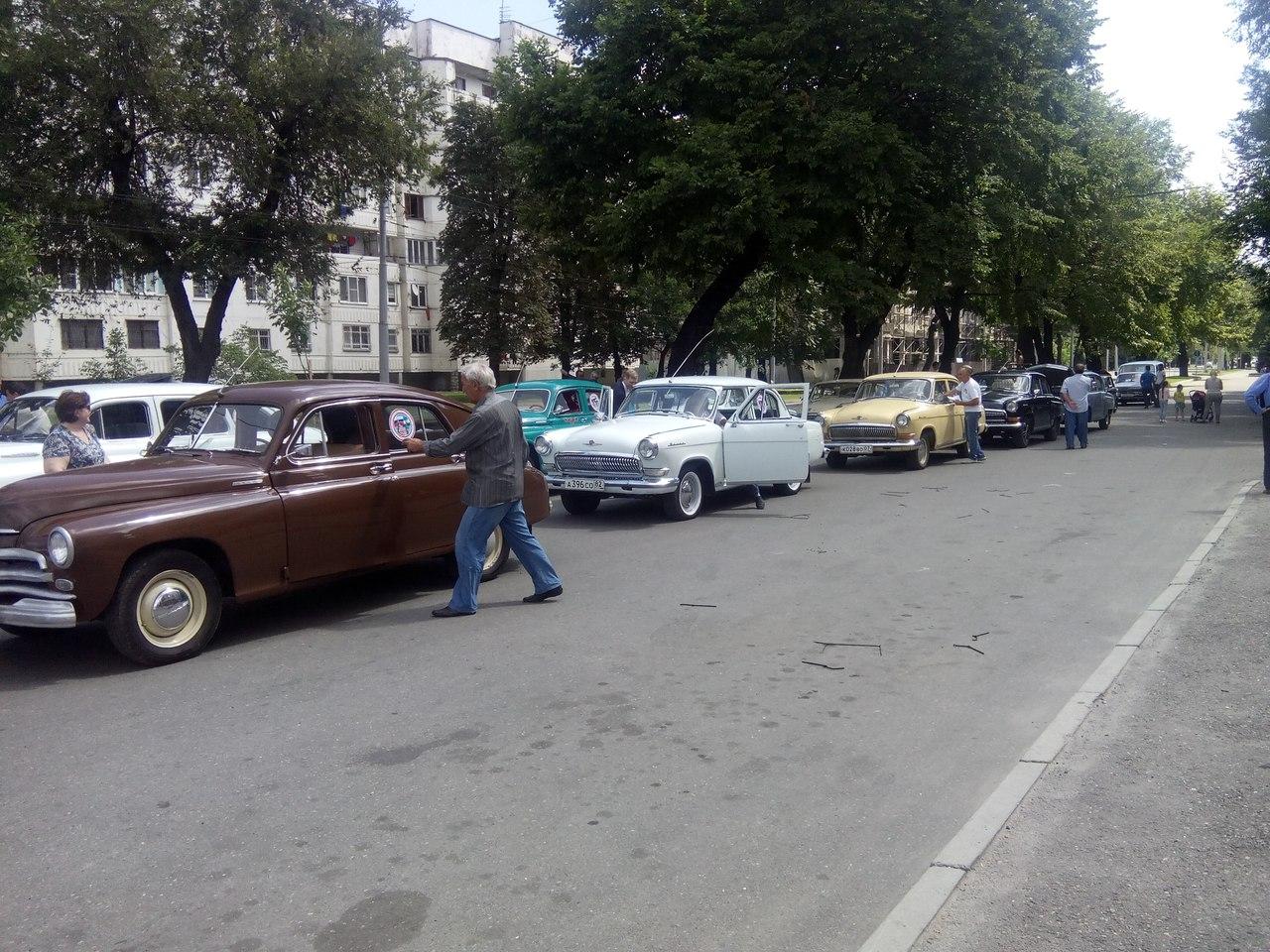 Открытие дороги на ул. Мальбахова в г. Нальчик (17. 08.) было ярким.