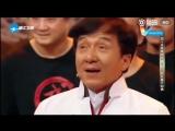 Джеки Чан встречается со своими старыми каскадёрами