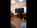 """конкурс """"язык душа народа 2017"""" , занял первое место в районе"""