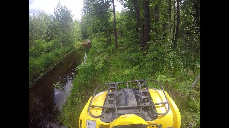 Путь к таинственному озеру (едем наугад)
