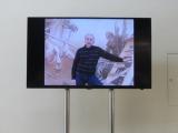 русский художник Василий Нестеренко (отрывок из док.фильма с выставки )