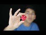 СПИННЕР КУБ МЕТАЛЛИЧЕСКИЙ Cube fidget Spinner. i-prize.ru