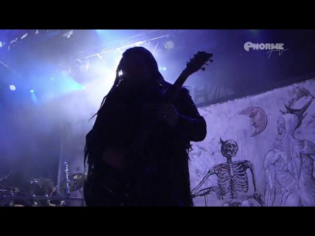 Septicflesh - Titan (Live at Ninkasi, Lyon 2015)
