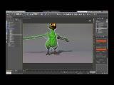 Ornatrix 3dsmax Feathers Part 3 (Dynamics)