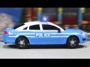 Мультики про Машинки Полицейская Машина Сборник Все Серии Подряд - Видео для дет...