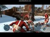 Двойное убийства в игре Assasins creed 3(часть 2)