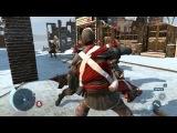 Двойное убийства в игре Assasins Creed 3(часть 4)