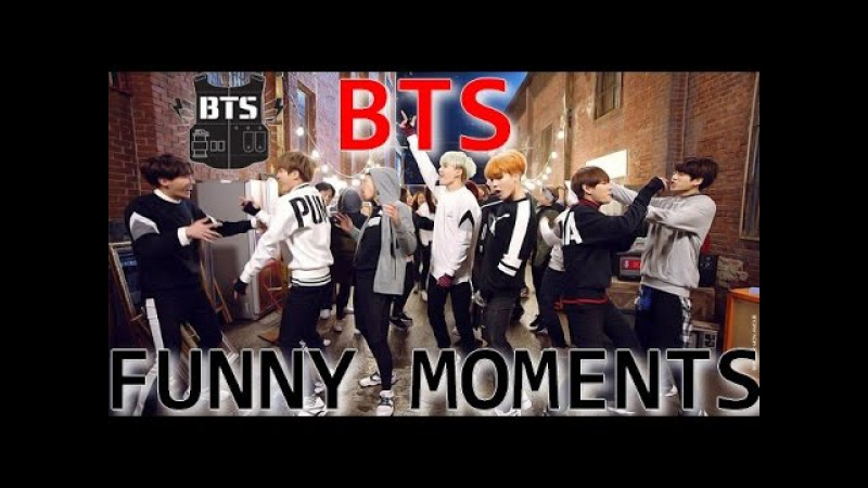 FUNNY MOMENTS ► BTS 3