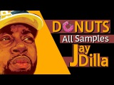Every Sample From J Dilla's Donuts