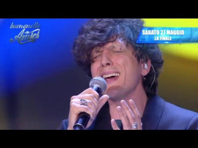 Ermal Meta feat. Elisa - Piccola Anima (semifinale Amici16)