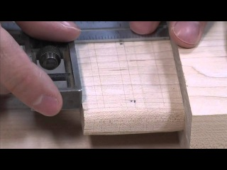 168 - Drawbored Mortise Tenon Joint