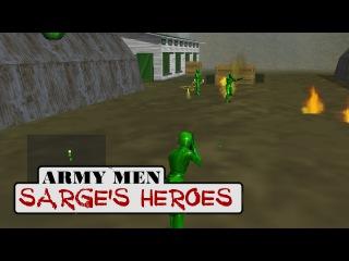 Предпросмотр [N64] Army Men - Sarge's Heroes