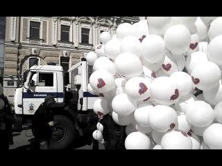 01 Марш в защиту Петербурга - 1 мая 2017