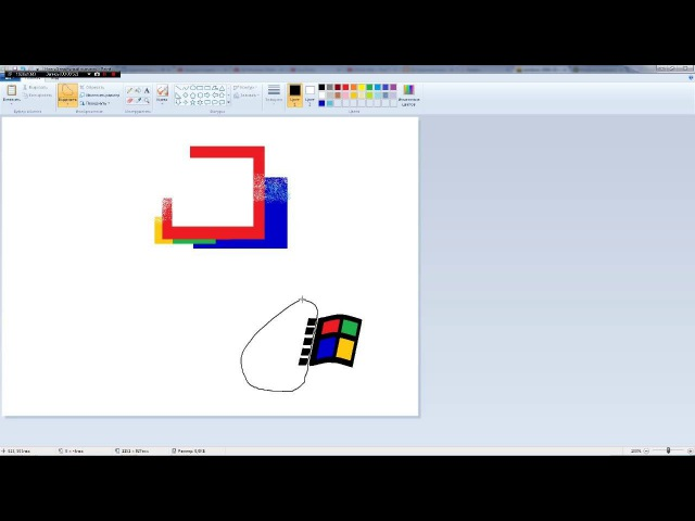 Windows 2000, Whistler, Neptune MS Paint
