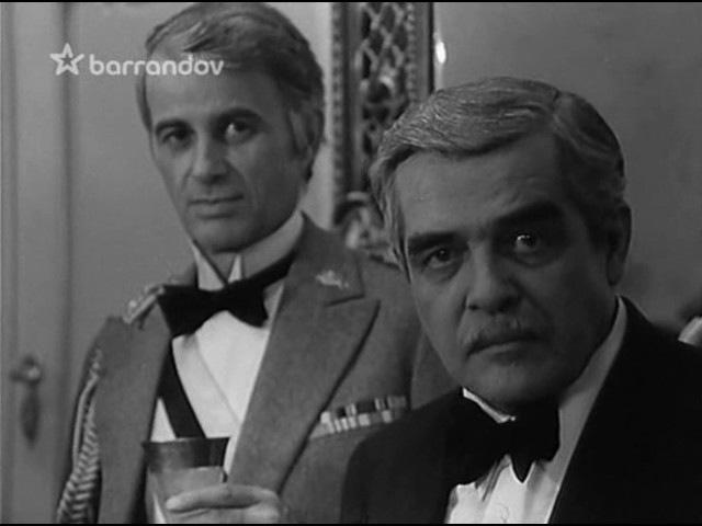 Подозрение (Чехословакия, 1972) шпионский детектив, советский дубляж