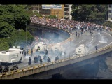 INSANE 'MOTHER OF ALL PROTESTS' IN VENEZUELA