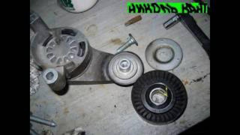 Как заменить ремень ГРМ на Фольксваген Пассат Б6\VW Passat B6 TDI