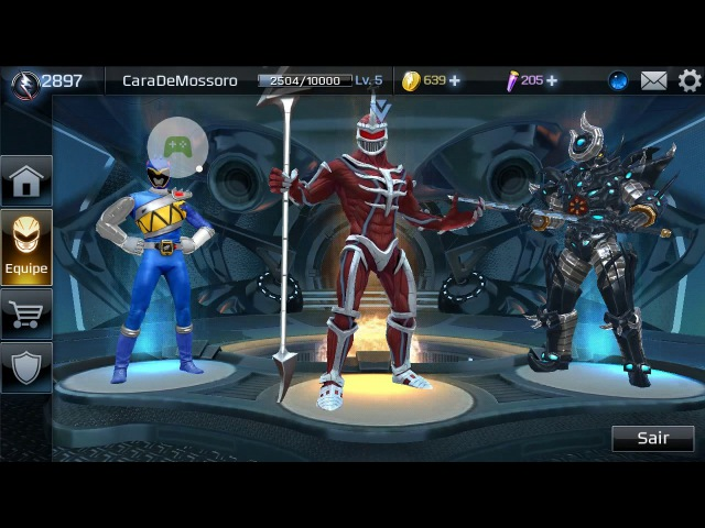 Power Rangers Guerras Lendárias(Legacy Wars)Para Android Parte2