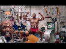 Terry Crews muscles rudiments