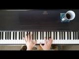 Howl's Moving Castle Theme by Joe Hisaishi - PIANO COVER