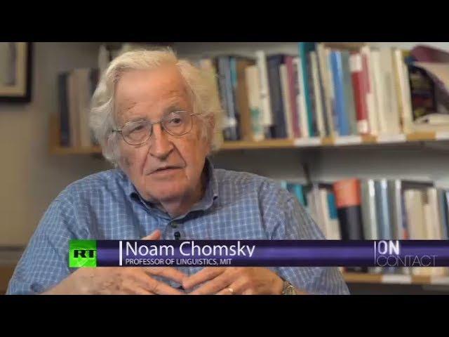On Contact: Noam Chomsky - Part II