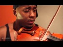 Damien Escobar Hip Hop Violin Freestyle