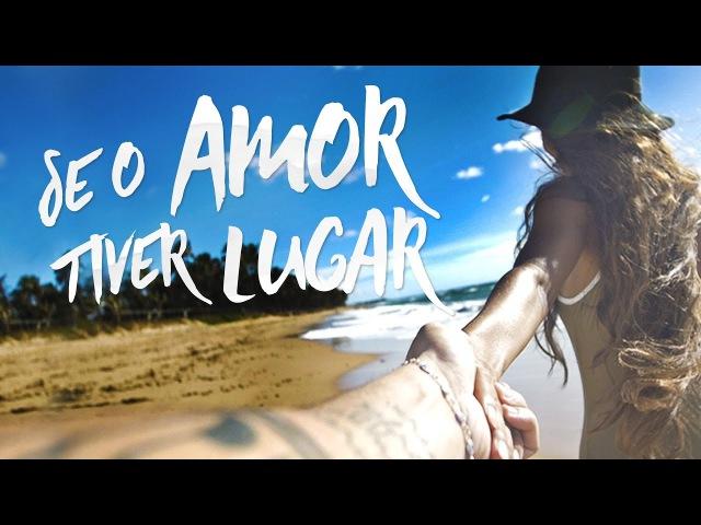 Jorge Mateus - Se o Amor Tiver Lugar (Lyric Video Oficial)