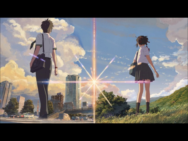 Nandemonaiya Mitsuha version (clearglitch free)
