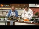 Klaus Meine of Scorpions on ZDF - Lafer!Lichter!Lecker! 7 July 2012