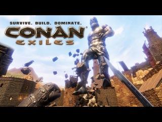 Новый трейлер Conan Exiles о Конане Варваре
