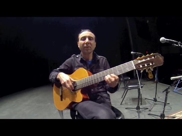 IARGUS 2015 Master Class with Vadim Kolpakov Мастер класс с Вадимом Колпаковым