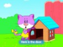 Super Teddy S3E5: Story: 'A little house' The dog is cold. Let's make a house for him!