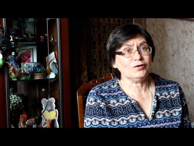 Интервью М.Н. Фудель