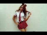 Boy to Girl Transformation: Kawaii School Girl