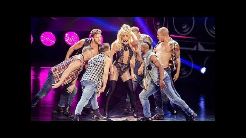 Britney Spears - Change Your Mind, MATM Gimme More (Live In Asia)