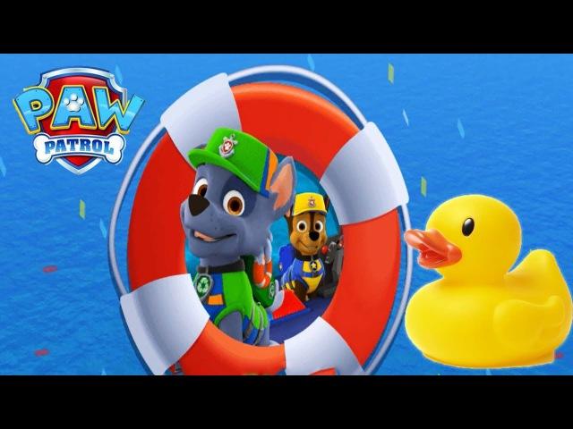 Paw Patrol Sea Patrol. Gameplay. Games for kids Online
